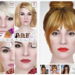 ModiFace cambio de look virtual gratis
