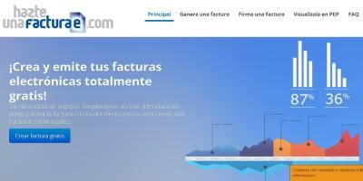 Facturae-modelos y plantillas de facturas gratis
