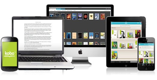 Kobo lector ebooks android iphone