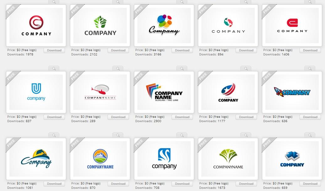 Mejores páginas web donde descargar logos gratis | En Internet gratis