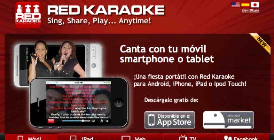 redkaraoke - mejores karaokes online