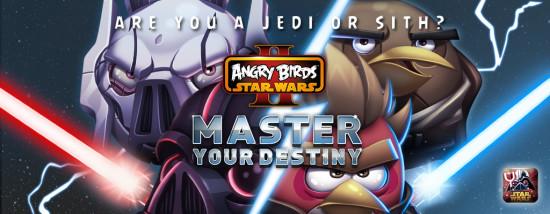 angry birds - star wars - mejores juegos gratis para movil