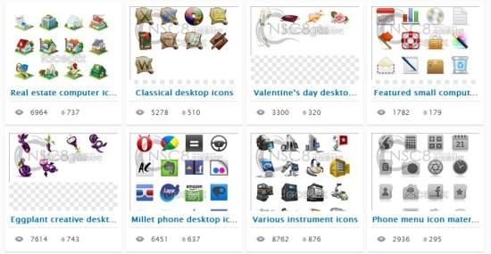 facegfx.com - descargar iconos gratis
