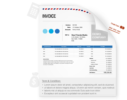 invoicera - mejores sitios web para crear facturas online gratis