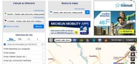 Mejores callejeros y mapas online