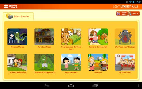 Learn English Kids Videos - mejores apps para niños para aprender ingles