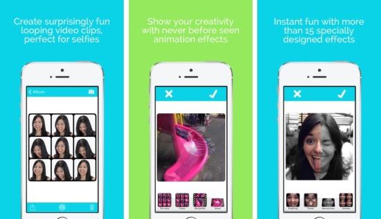 Funimate - mejores apps para hacer selfieis o autofotos