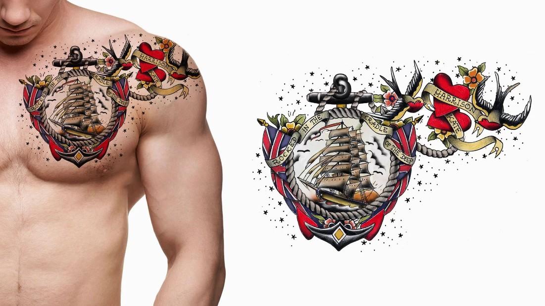 mejores paginas web de diseños y plantillas de tatujaes customtattoodesign.ca