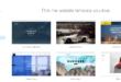 mejor programa de diseño web gratis - wix
