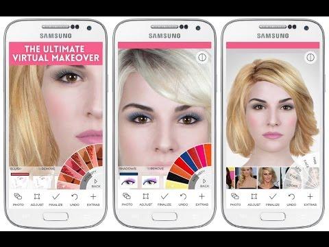 mejores apps para un cambio de look de peinado virtual gratis
