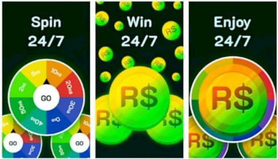 apps para ganar robux gratis