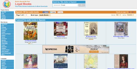 audiolibros gratis en español para descargar sin registrarse
