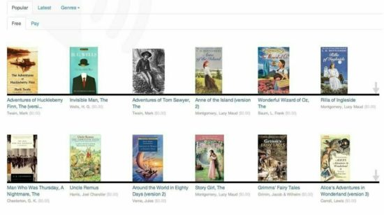 mejores audiolibros gratis para aprender ingles