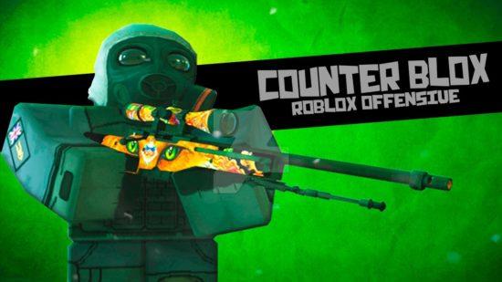 mejores juegos de tiros roblox counter blox