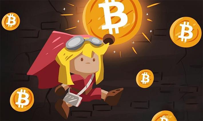 gratuito bitcoin gioco mineraria)
