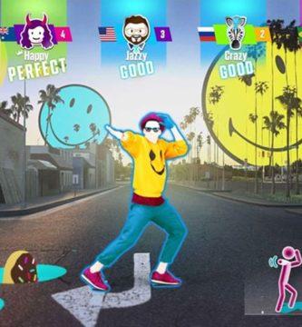 just Dance - Mejor juego para Chromecast