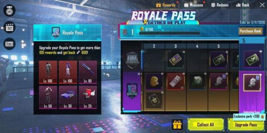 Cómo conseguir UC GRATIS en PUBG Mobile - Elite Royale Pass