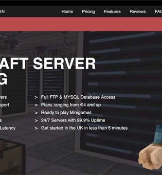 mejores hosting baratos minecraft - Apex Hosting