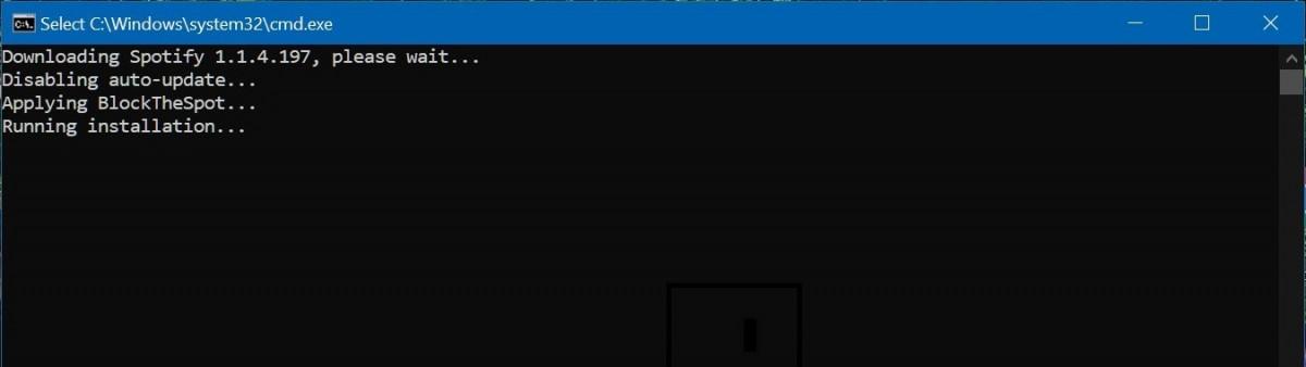 Instalación del mod de Spotify en Windows