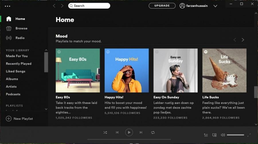 Mod de Spotify para Windows a través del parche BlockTheSpot