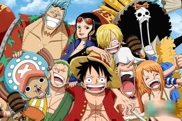 Anime de One Piece