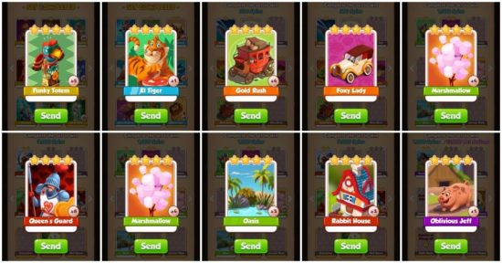 Como conseguir tarjetas coin master gratis