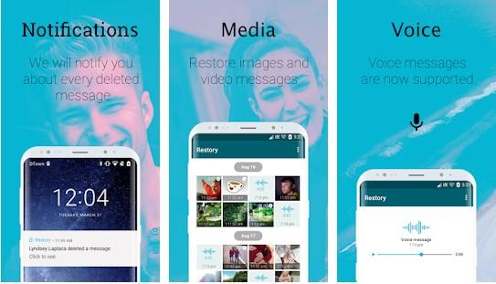 La mejor aplicación Android para recuperar los mensajes borrados
