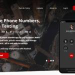 Cómo crear un número de teléfono virtual para usar WhatsApp - hushed