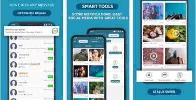 mejores apps para leer mensajes eliminados de whatsapp