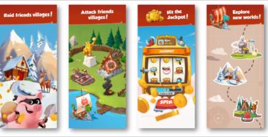 tarjetas gratis de Coin Master