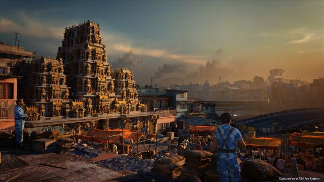 12). Uncharted: The Lost Legacy