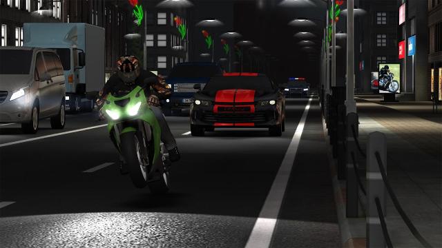 13). Fiebre de carreras: Moto
