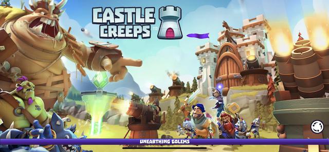 El castillo se arrastra