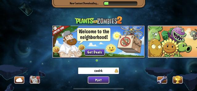 Plantas vs. Zombis 2