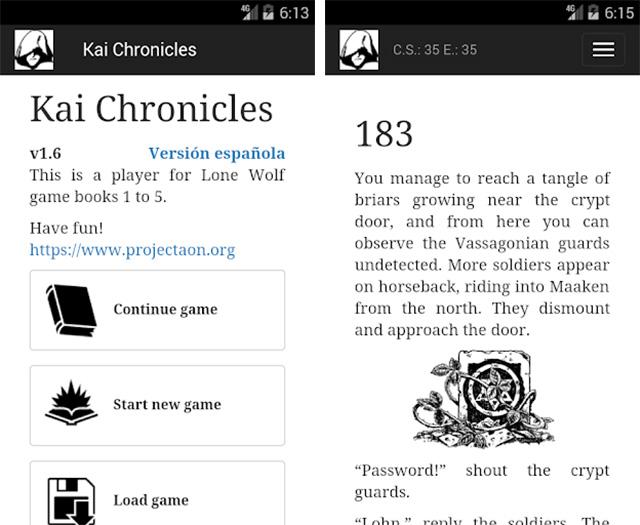 Kai Chronicles