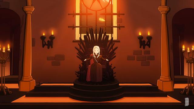 reina Juego de tronos