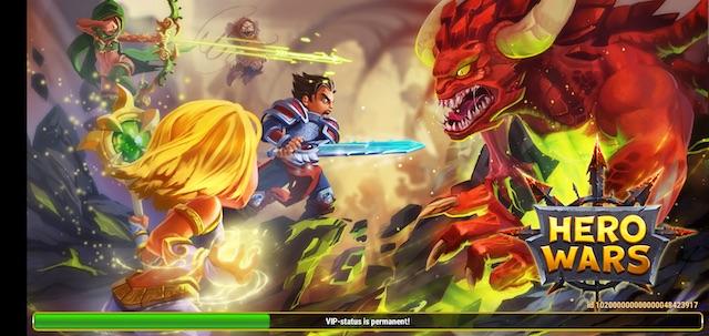 Hero Wars: Ultimate RPG Heroes Fantasy Adventure
