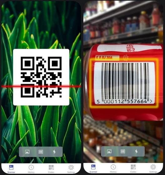 QR Code Reader de Tinylab