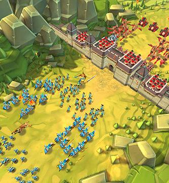 Mejores juegos de estrategia como Clash of clans