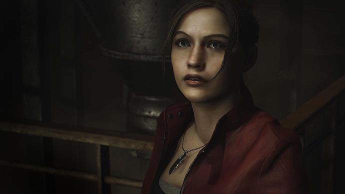 Claire Redfield de Resident Evil 2