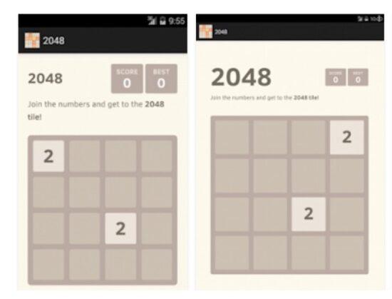 2048 Juego de rompecabezas gratis para android