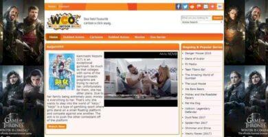 mejores paginas para ver dibujos animados y anime online
