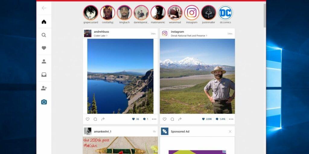 Cómo enviar DM en Instagram usando un ordenador portátil o PC