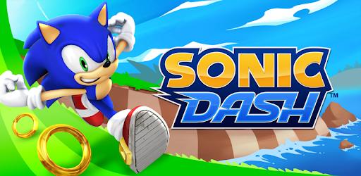Mejores juegos de arcade gratis online Sonic Dash