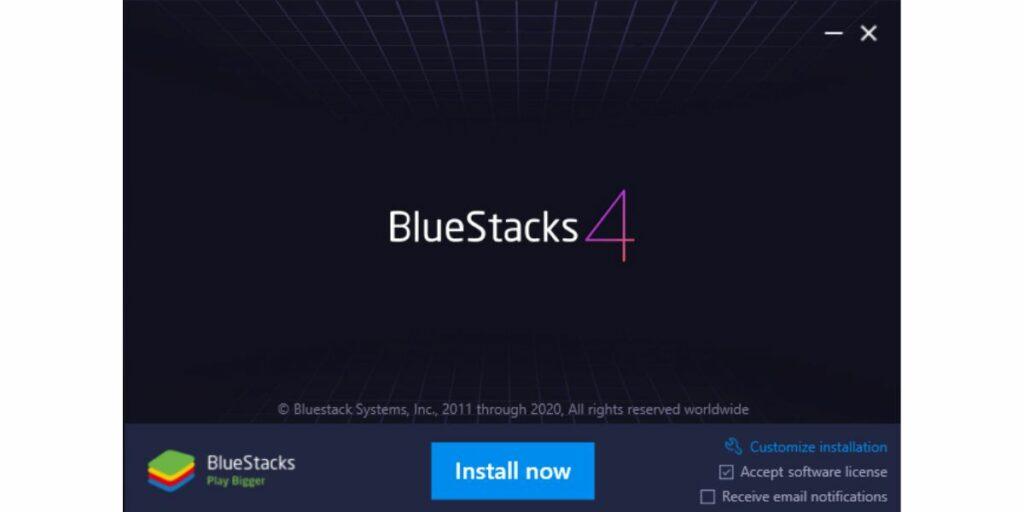 Descargar Bluestacks Emulador