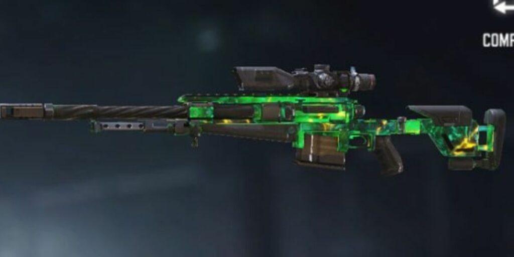 Los mejores rifles de francotirador en COD Mobile S13