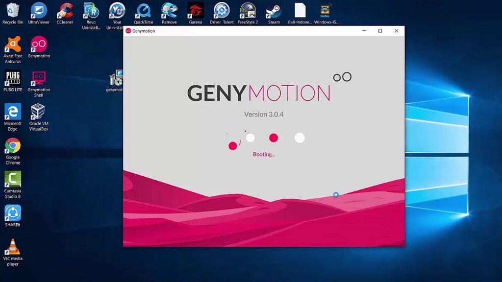 Genymotion android emulator - juega juegos de Android en PC