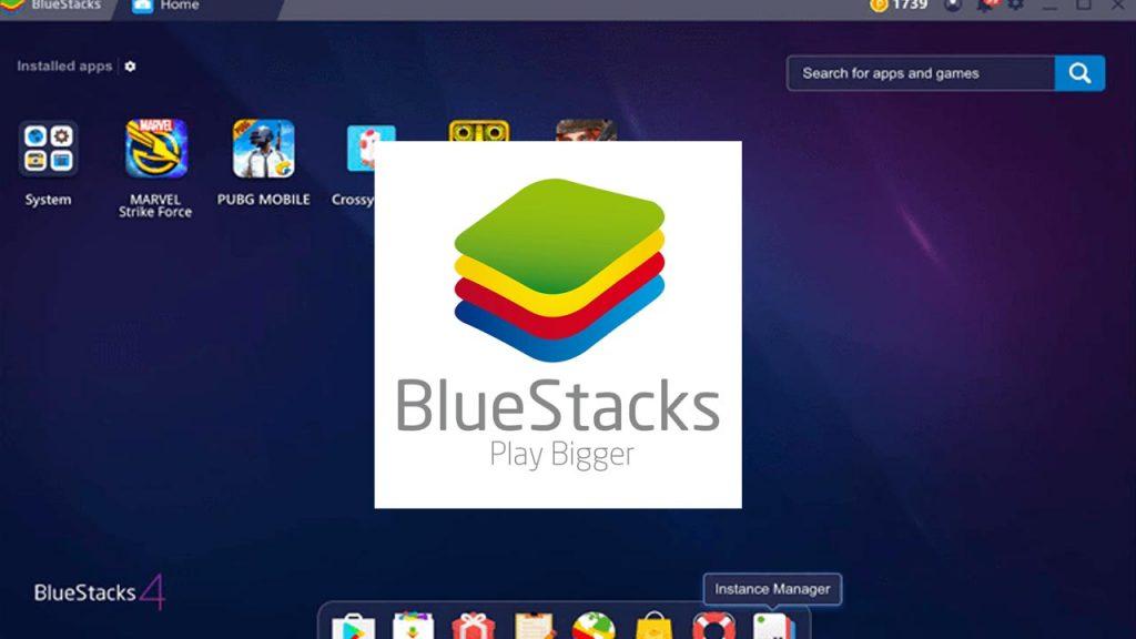 Bluestacks: juega juegos de Android en PC