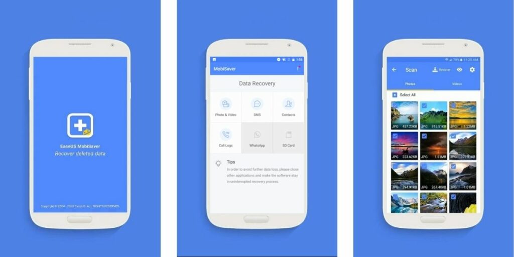 EaseUS MobiSaver para Android