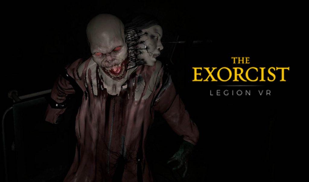 Los mejores juegos de terror de realidad virtual Exorcista de la legión